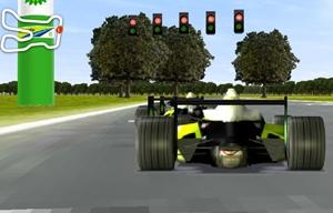 เกมส์แข่งรถฟอร์มูล่าวัน (F1)