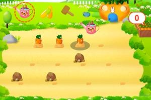 เกมส์ปลูกแครอท