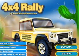 เกมส์แข่งรถ4x4