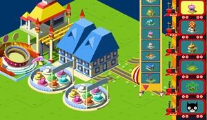 เกมส์สร้างเมือง-สร้างสวนสนุก