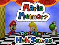 เกมส์มาริโอทดสอบความจำ