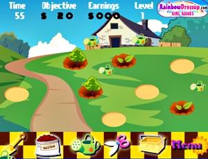 เกมส์ปลูกผลไม้