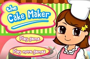 เกมส์ทำเค้กสูตรเสน่หา