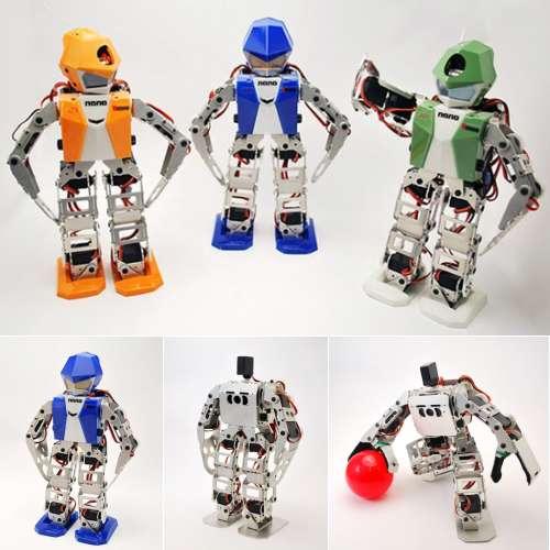 Robovi-nano สุดยอดหุ่นยนต์จิ๋ว!!!