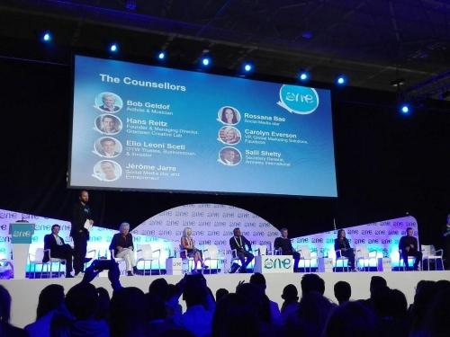 """เวทีประชุมผู้นำเยาวชนระดับโลก  One Young World 2017  หนุนคนรุ่นใหม่ """"ฝัน-คิด-ลงมือทำ"""" เพื่อนำโลกไปสู่การพัฒนาที่ยั่งยืน"""