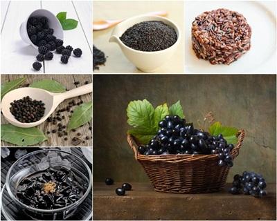 10 อาหารดำ กินแล้วดีต่อสุขภาพ