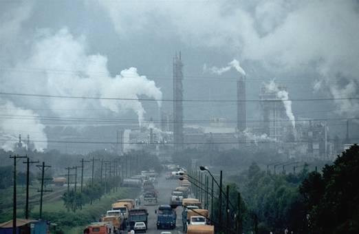 10 อันดับเมืองที่มลพิษมากที่สุดในโลก