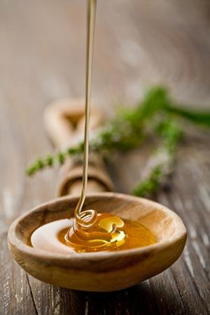 น้ำผึ้ง ชะลอริ้วรอย