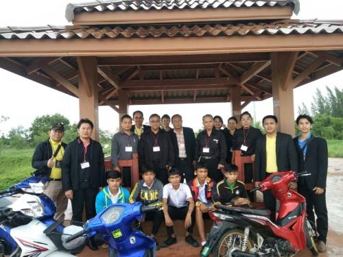 สพม.24 จัดฝึกอบรมพนักงานเจ้าหน้าที่ส่งเสริมความประพฤตินักเรียนและนักศึกษา (พสน.) ปี 2562