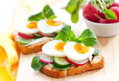 อาหารมื้อเช้า...แค่คิดใหม่ก็ช่วยได้
