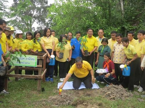 ศธ.ชวน นักเรียน นักศึกษาและบุคลากรทั่วประเทศ ร่วมปลูกป่าเฉลิมพระเกียรต