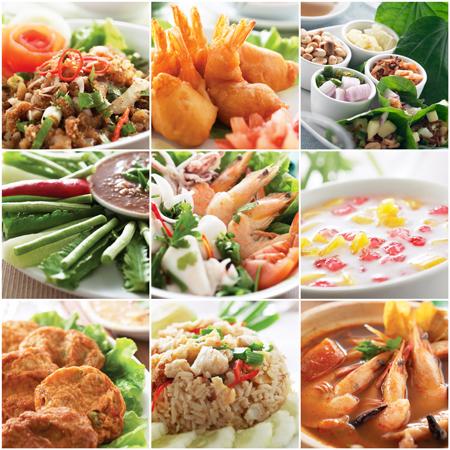 อาหารมงคลในงานแต่งแบบไทย