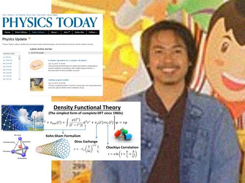 นักฟิสิกส์ไทยสร้างผลงานแห่งประวัติศาสตร์ ค้นพบสูตรคำนวณฟิสิกส์ ที่ได้รับการยอมรับระดับโลก
