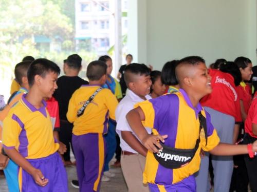 สสส. ชวน นักเรียน สพป.นครศรีฯ เขต 2 ออกมาเล่น Active Play Active School ช่วยเด็กไทยกระตือรือร้น- มีสมาธิ พัฒนาการเรียนรู้