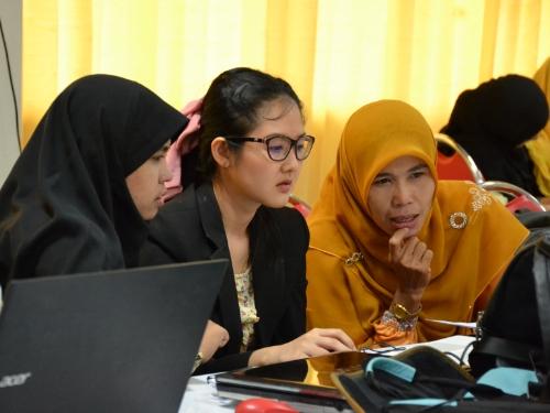 สพป.ยะลา เขต 3 จัดทำ Workshop แผนพัฒนาคุณภาพการศึกษาตามนโยบายสพฐ.เพื่อสร้างความเข้มแข็งด้านวิชาการ คุณธรรม จริยธรรม งานอาชีพและสุขภาพ