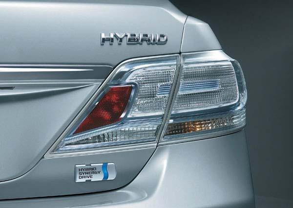 รถไฮบริด (Hybrid) คืออะไร