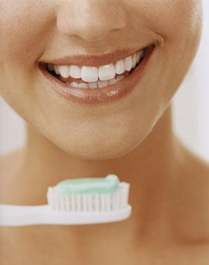 เวลาที่ไม่ควรแปรงฟัน