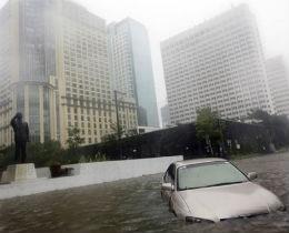 """ย้อนดูประวัติศาสตร์""""เมืองหลวง""""ของโลกจมน้ำ"""