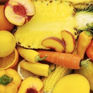 กินผักผลไม้เหลืองๆ ป้องกันโรคมะเร็งได้