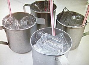 ระวังเชื้อก่อโรคในน้ำแข็ง