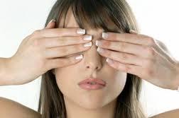 การบริหารกล้ามเนื้อตา