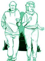 อายุขัยชายเกือบไล่ทันหญิง เพราะปรับเปลี่ยนนิสัยการกินอยู่เสียใหม่