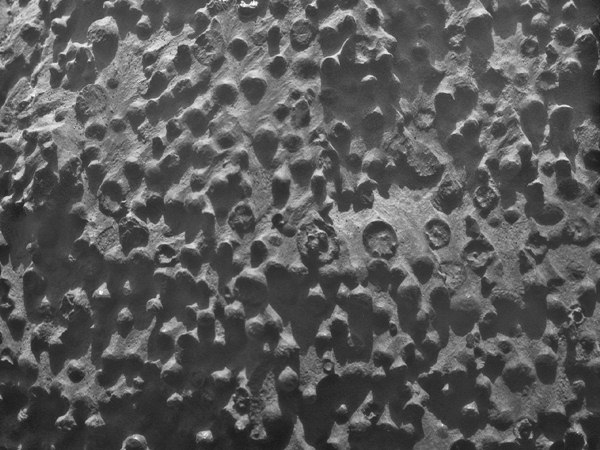ก้อนอะไรกลมๆ บนดาวอังคาร?
