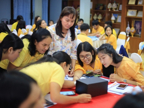 สพป.ชัยภูมิ เขต 2 เร่งอบรมครูด้วยระบบทางไกล โครงการบูรณาการสะเต็มศึกษา ประจำปี 2562