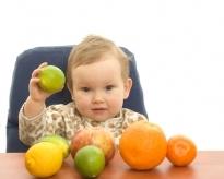 เสริมสุขภาพลูกน้อยให้ได้ผลด้วย ผลไม้