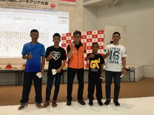 เด็กไทยขึ้นแท่นแชมป์แห่งเอเชีย กวาด 5 รางวัลจากการแข่งขันเครื่องบินกระดาษพับชิงแชมป์เอเชีย ณ ประเทศญี่ปุ่น