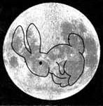 ตำนานกระต่ายในดวงจันทร์