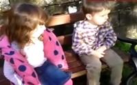 เจ้าระเบียบ พี่สาววัย 5 ขวบ อบรมน้องชายตัวน้อย
