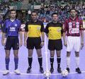 ฟุตซอล(Futsal): กติกาข้อ 5 ผู้ตัดสิน (The Referee)