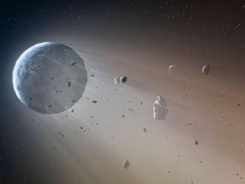 """ระบบสุริยะอาจสูญสลาย! เมื่อนักดาราศาสตร์พบปรากฏการณ์ """"ดาวมรณะ"""" กลืนดาวบริวาร"""