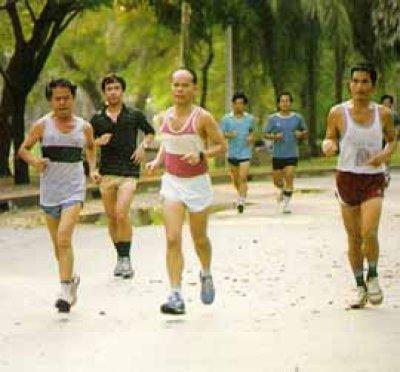 ออกกำลังกาย สู้หวัด 2009