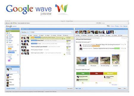 Google Wave ของเล่นใหม่จากูเกิ้ล