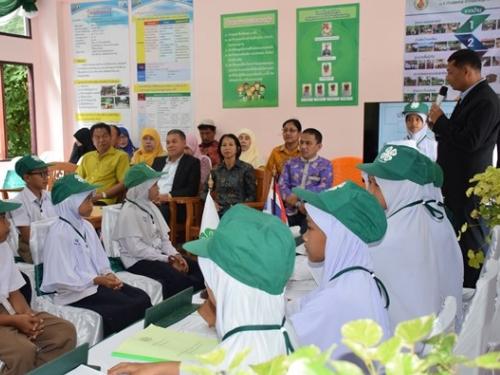 ผอ.สพป.ปัตตานี เขต 3 ร่วมเป็นกำลังใจในการคัดเลือกกลุ่มยุวเกษตรกร ที่ปรึกษากลุ่มยุวเกษตรกร และสมาชิกยุวเกษตรกร ระดับเขต ประจำปี 2562