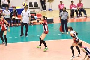 ชมย้อนหลัง วอลเล่ย์บอลสาวเกาหลีใต้ชนะจีน 3-2 เซต คว้าที่ 3 เมื่อวันที่ 21 ก.ย.56