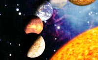 เกิดทฤษฎีอันใหม่ดาวพุธกับดาวศุกร์ เป็นเศษเดน ของโลก