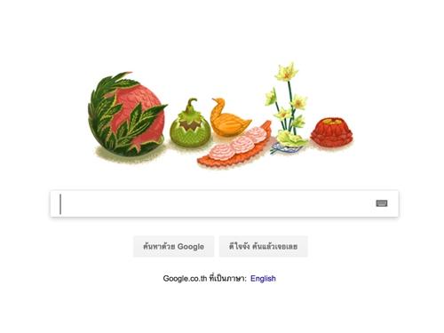 Google เปลี่ยน Doodle เพื่อร่วมระลึกถึงศิลปินแห่งชาติ อาจารย์เพ็ญพรรณ สิทธิไตรย์
