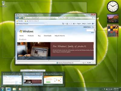 Windows 7 RC พร้อมให้ทดสอบแล้ว