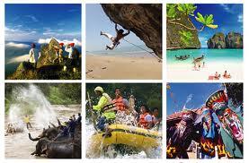 """10 เส้นทางสุดฮอตเที่ยวไทยปี""""54 ที่มาแรง"""