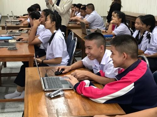 สพม.34 นิเทศ ติดตาม การจัดการเรียนการสอนวิทยาการคำนวณ