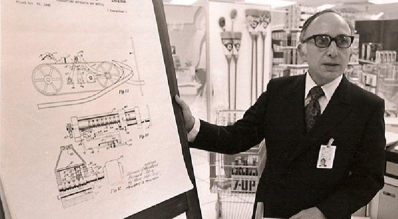 """นอร์แมน โจเซฟ วู้ดแลนด์ ผู้ร่วมคิดค้น""""บาร์โค้ด"""" เสียชีวิตแล้ว วัย 91 ปี"""