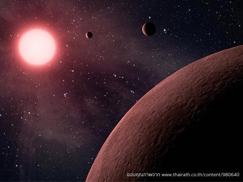 ค้นพบดาวเคราะห์นอกระบบ สุริยะ 10 ดวงที่คล้ายโลก