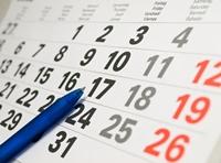 ปฏิทิน ฤกษ์ดี วันธงชัย เดือนกุมภาพันธ์ 2556