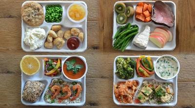"""""""มื้อกลางวัน"""" ของนักเรียนทั่วโลก ประเทศไหนน่ากินที่สุด?"""