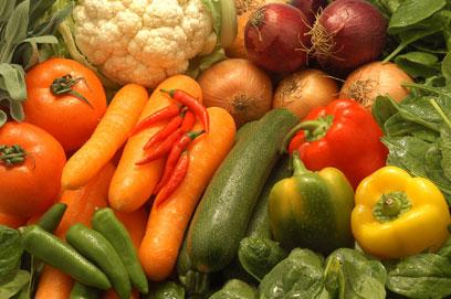 คุณประโยชน์ต่างๆของผักโดยเฉพาะ