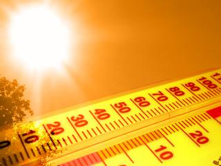 """คลื่นความร้อนหรือ """"ฮีทเวฟ"""" (Heat wave)"""