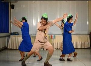 ร่วมแชร์ คลิปสุดแนว ครูเต้นเกาหลีรับเปิดเทอม
